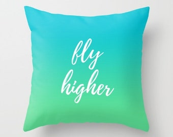 blue throw pillows decorative throw pillows with words throw pillow covers 20x20 decorative