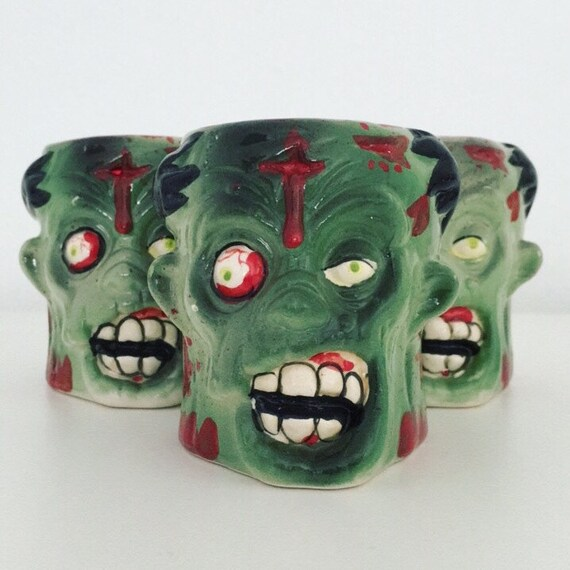 The Walking Dead Candle