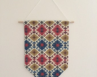 Colorful Tribal Wall Hanging