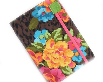 Kindle Paperwhite cover - ikat floral - colorful case for Kindle Touch, Basic, Paper White - tech accessory gift - eReader cover
