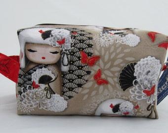 Kimono Girl  Box Bag