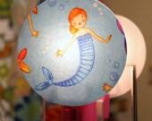 Whimsy Mermaid Nightlight