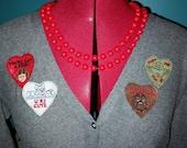 Star Wars Movie Inspired Valentine Pins