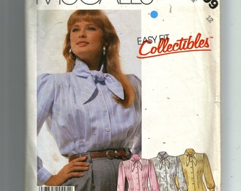 McCall's  Misses'  Blouse Pattern 2609