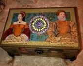 Mary and Elizabth Box