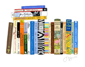 Ideal Bookshelf 484: Travel