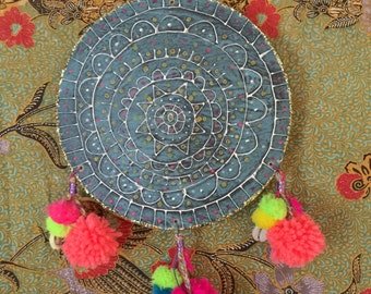 Happiness Mandala Medallion