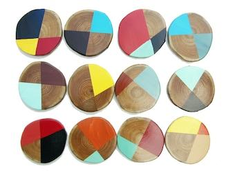 Most Popular Items, Reclaimed Wood, Wall Art, Green Grey Art, Original Wall Decor, Tracy Melton