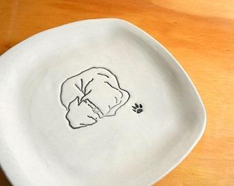 Bailey-ware Plate