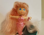 Kenner Shimmers Seaquin Sea Wee 1986