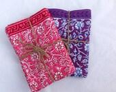 Pillowcases, Cotton Pillowcases, Handmade, Indian Prints, Bedding, Handmade Pillowcase