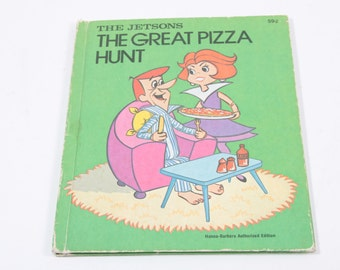 The Great Pizza Hunt by Horace J. Elias - George Jetson - 1960s