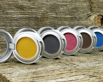 Handcrafted Mineral Eyeshadow