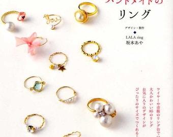 Handmade Rings - Japanese Craft Book
