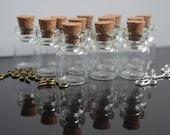 12 vial bottles 22mm x 15mm