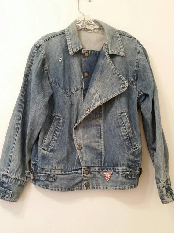 Vint. Guess Jeans JacketGeorges Marciano Denim Jacket