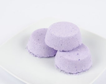 Lavender Shower Steamer -  Relaxing Shower Steamer - Lavender Shower Tablet - Essential Oil - Wife Gift