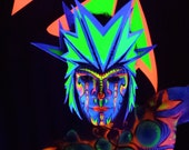 Glow in the Dark Headdress