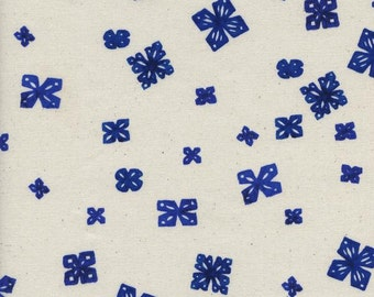 Papercuts Natural by Alexia Abegg for the Bluebird Collection from Cotton+Steel