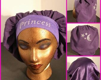 Child's Personalized bonnet
