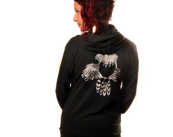 Kestrel Dream Catcher Graphic Design Printed T-shirt Hoodie Men and Women