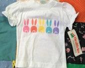 Healthtex Bunny Shirt 9/12 Months NOS