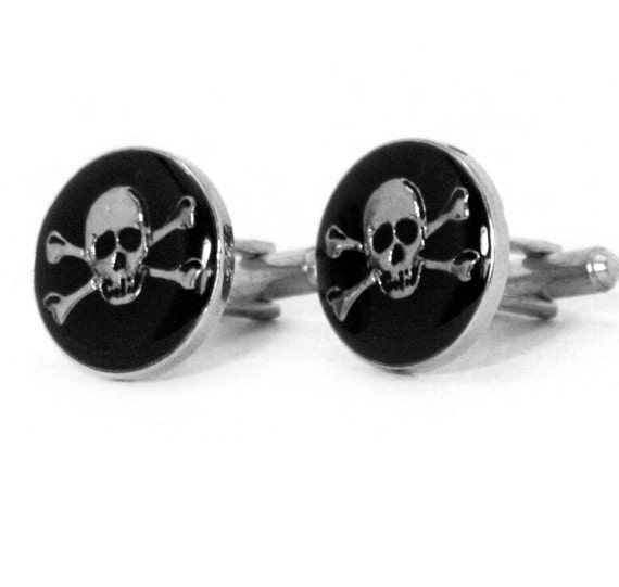 Ye Ol' Pirate Cuff Links