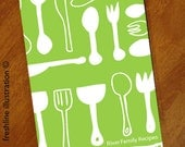 made to order personalized recipe book
