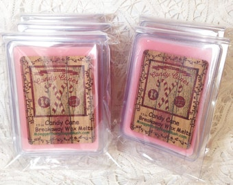 Wax Melts - Candy Cane