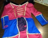 Pageant or Circus Master girl Onsie