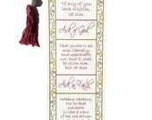 Reserved for Janell  10  2017 Young Women theme Bookmarks