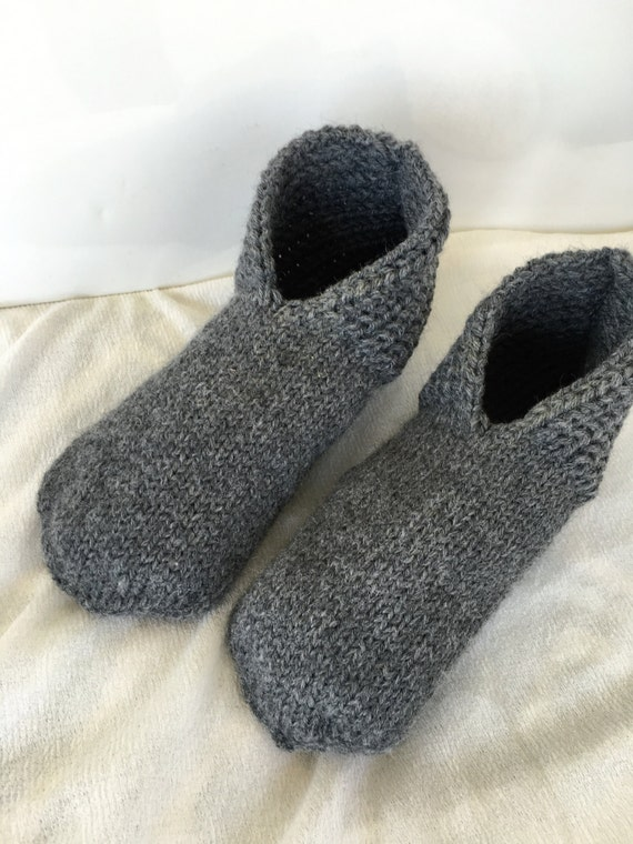 Simple house slippers wool slippers house slippers simple for Minimalist house slippers