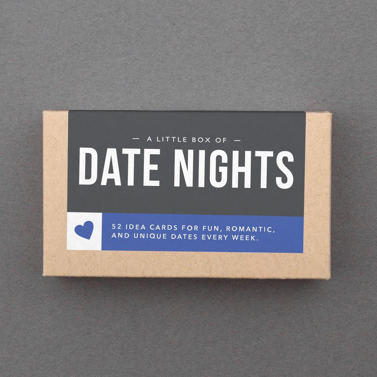 Dating in box