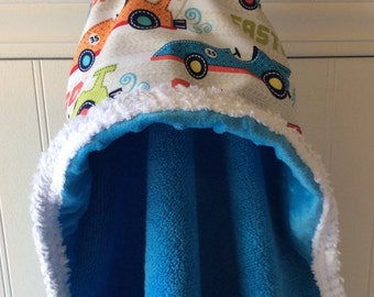Baby-Towel-Personalized-Bath-Hooded-Towels-Kids-Boy-Boys-Cars-Blue-Minky-Dot-Beach-Terry-Swim-Suit-Cover-Up-Newborn-essentials-Shower-Gifts