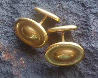 Cuff Links, Vintage Cuff Links, Vintage Jewelry, Men's Cuff Links, Retro Cuff Links, Men's Jewelry