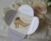 Silver Sixpence Wedding Gift Card Something Old Something New Something Borrowed Something Blue - EnglishPreserves