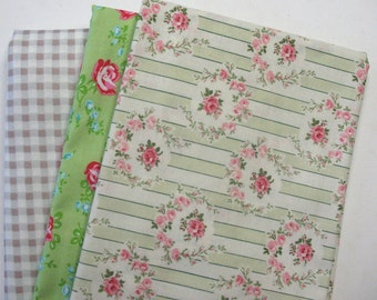 Tanya Whelan Assorted Prints Cotton Fabric Remnant Pack