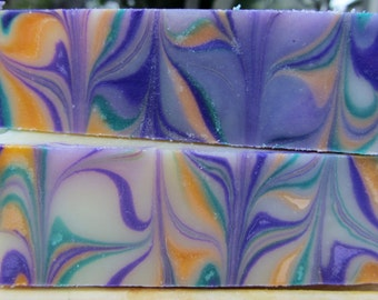 Butterfly Kisses Handmade Cold Processed Soap (Bath and Body Works type)