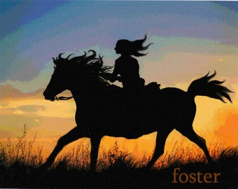 horse riding, horse art, horse painting, lady horse rider, cowgirl, horse race,
