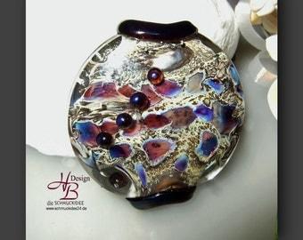 Aime,Lentil Beads, Lampwork, Fokal,SRA