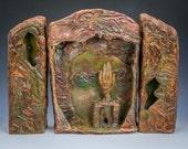 Ceramic Reliquary