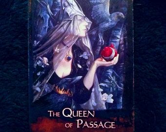 One Card Oracle Reading - Heart of Faerie Oracle