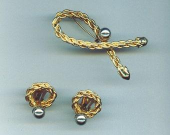 Rope Vintage Pin Set