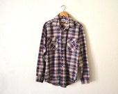 1980's Levis Button-Up Western Shirt