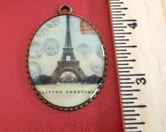 Eiffel Tower Paris Pendant-Destash