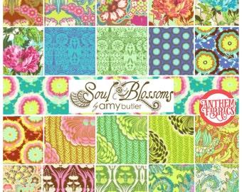 Soul Blossoms by Amy Butler - Fat quarter bundle of 21