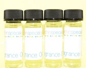 Perfume Oil Samples Pick 4 Pack - You Choose the Scents - Perfume Set - Perfume Samples - Perfume Sample Set