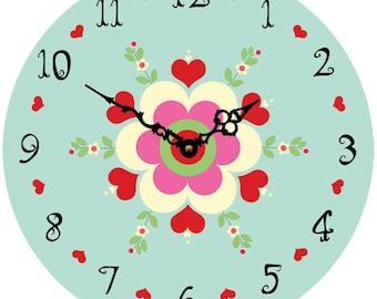 Folk Clock