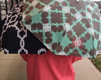 Personalized Umbrellas - Monogrammed Rainy Day