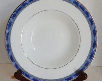 Royal Doulton Atlanta Rim Soup Bowl Fine Bone China NEW OLD STOCK Made in England